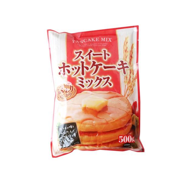 日本 山本製粉 綿密鬆餅粉 500g 鬆餅粉 麵粉