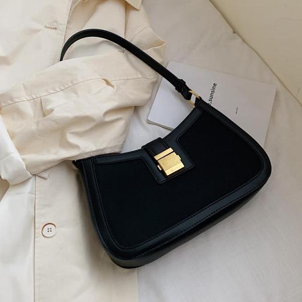 網紅洋氣小包包女2021秋流行新款潮韓版百搭質感單肩包時尚手提包 茱莉亞