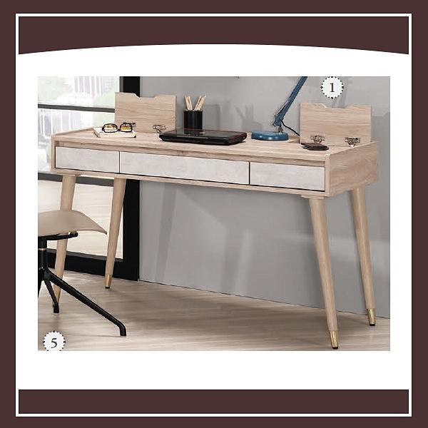 【多瓦娜】納維斯4尺書桌 21057-880001