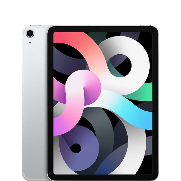 10.9 吋 iPad Air Wi-Fi + 行動網路機型 256GB - 銀色 - Apple - MYH42TA/A