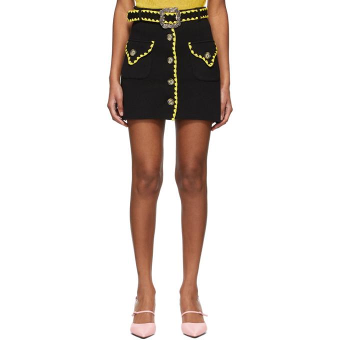 Cormio 黑色 Astrid 短裙