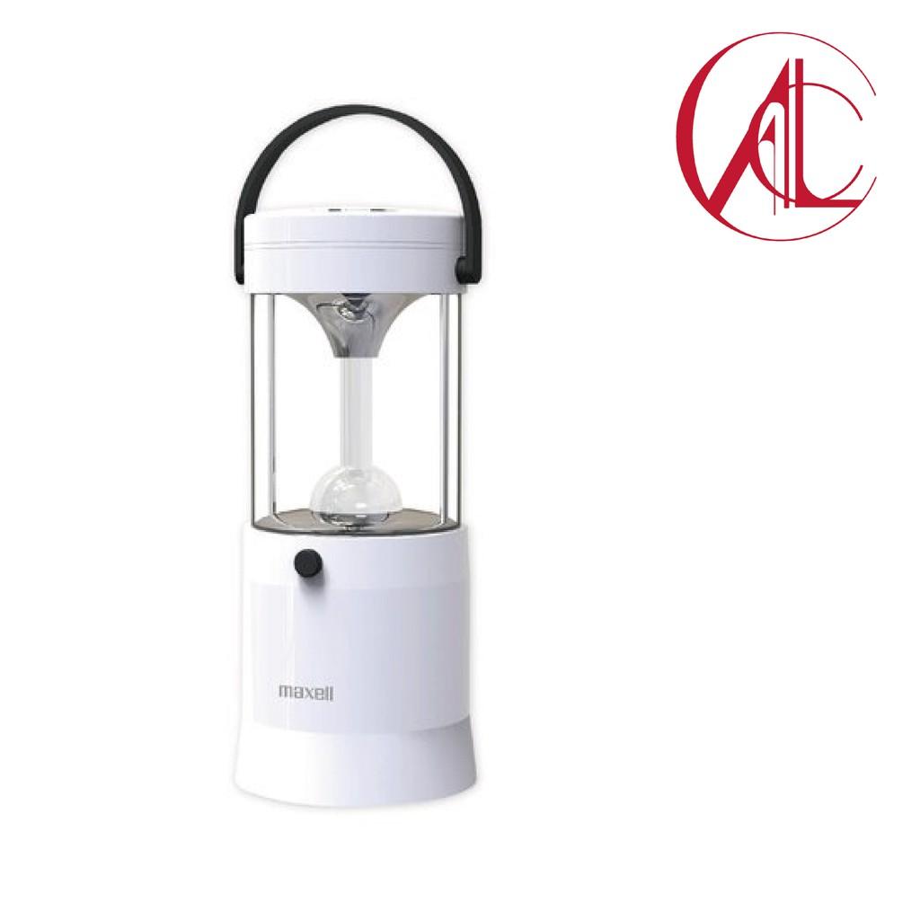 (加贈能量棒1入)日本 Maxell MIZUSION LED 水鹽提燈 /急救燈 MS-T210WH