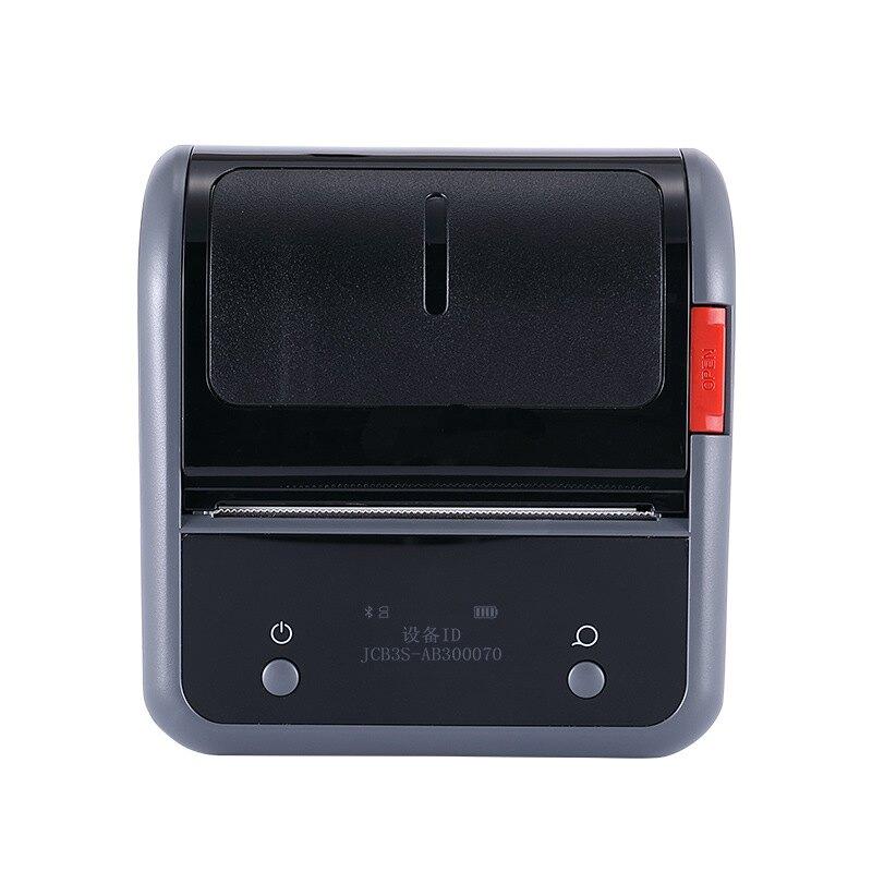 服裝標簽打印機 精臣B3S零售價簽打印機 條碼二維碼不乾膠標