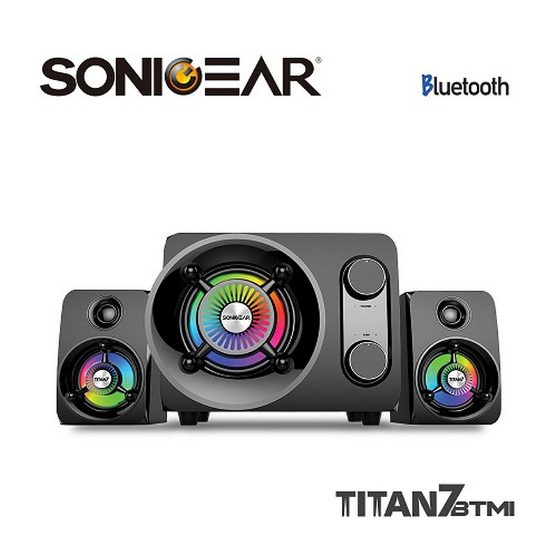 SONICGEAR TITAN7 Pro BTMI 2.1藍牙音箱