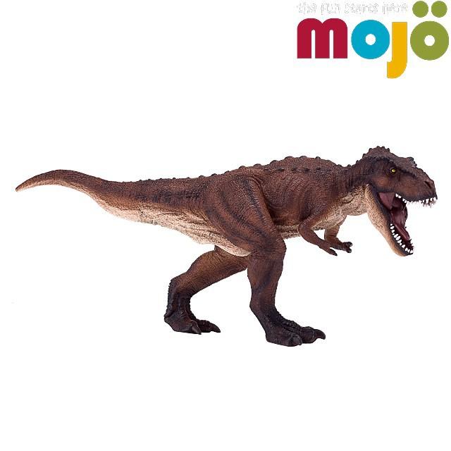 Mojo Fun動物模型-大暴龍(關節式下顎)