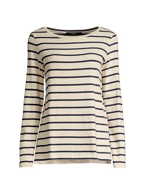 Aereo Striped Knit Sweater