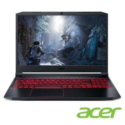 Acer 15吋電競筆電(i7-10750H/RTX 2060/16G/512G SSD/Nitro 5/黑)