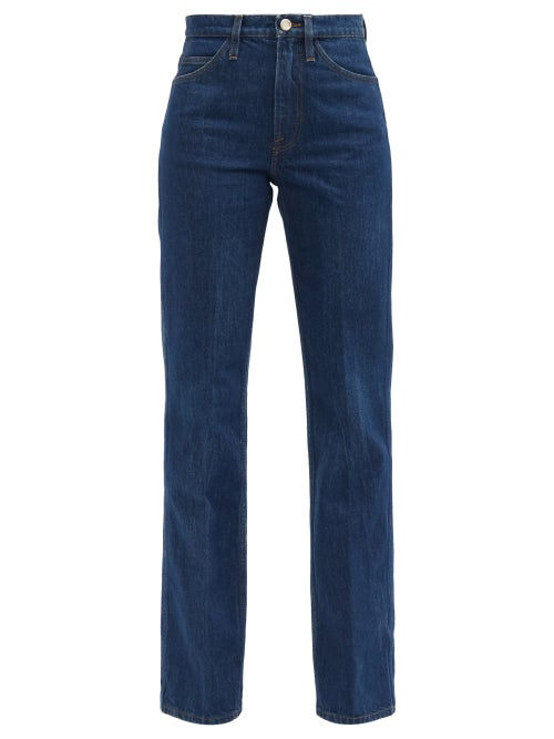Frame - Le Italien Flare Jeans - Womens - Denim
