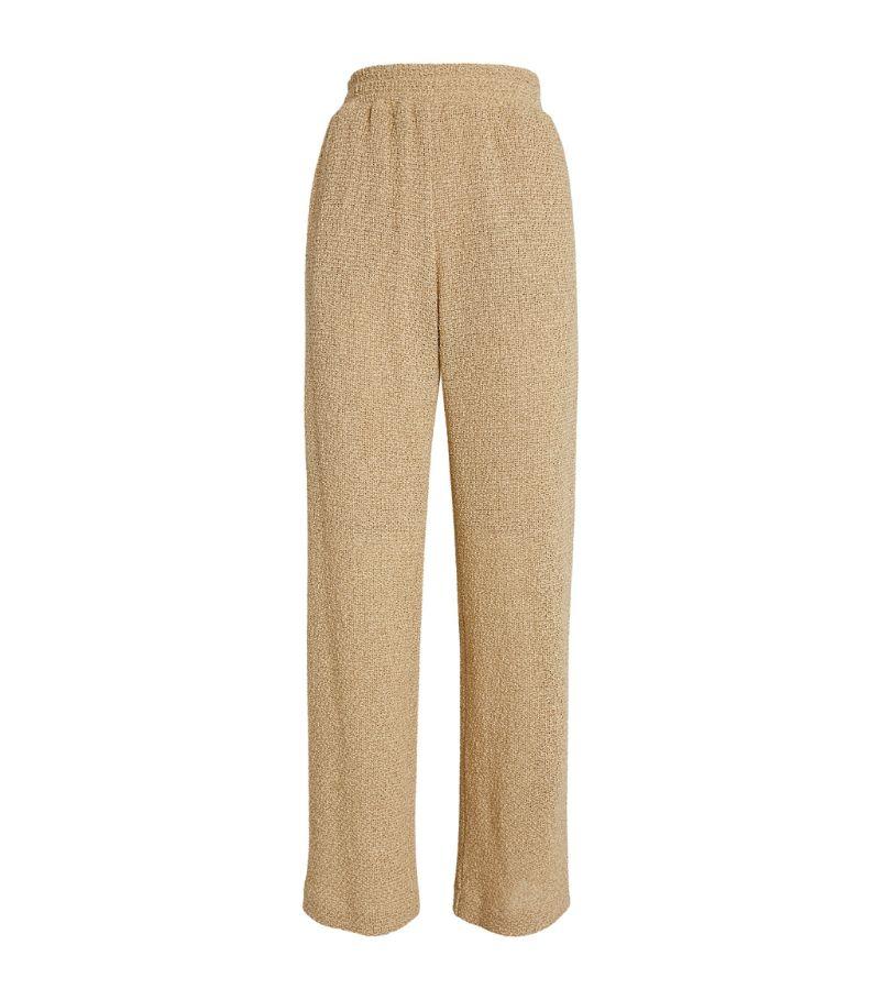 Le 17 Septembre Linen-Cotton Trousers