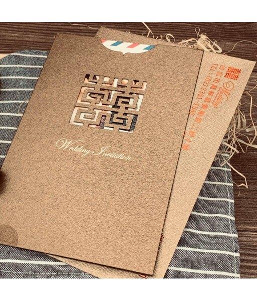 插卡式明信片喜帖 S6502 (內頁:M4658)