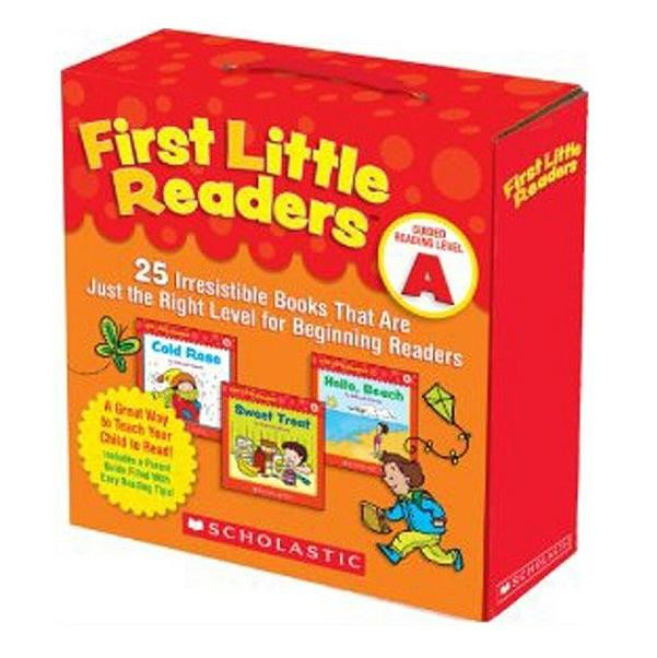 First Little Readers A (+CD/25冊合售)/Scholastic eslite誠品