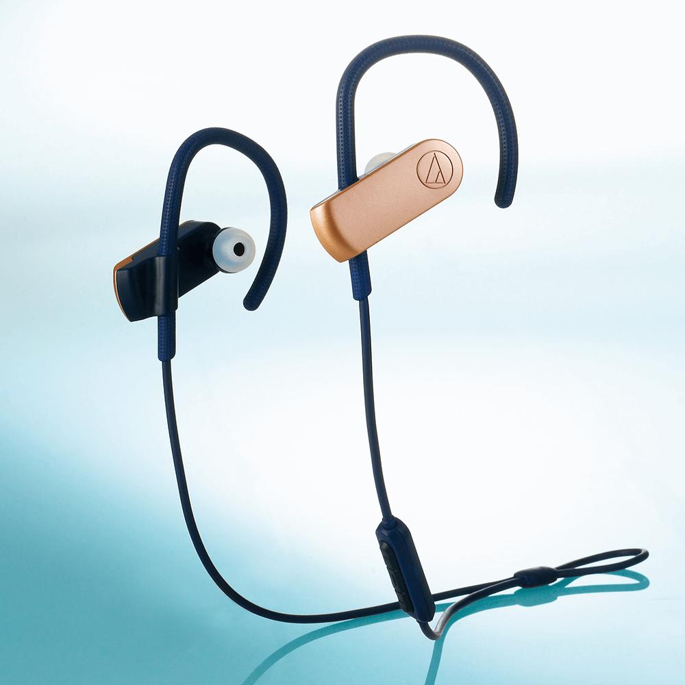 【宏華資訊廣場】Audio-Technica鐵三角 - ATH-SPORT70BT 無線藍牙運動耳機 公司貨