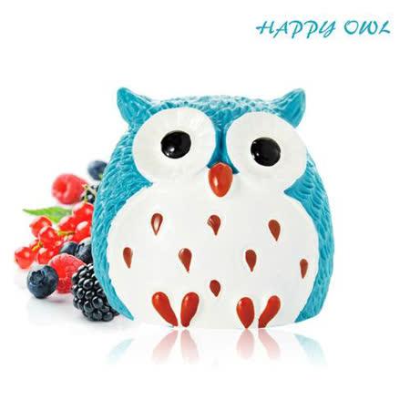 HAPPY OWL 快樂貓頭鷹護唇膏-幸福莓果 1.5G