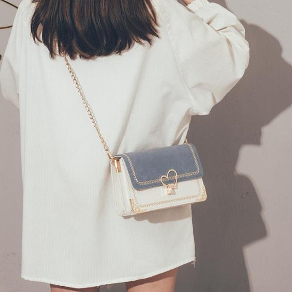 包包女2020新款潮今年流行超火鏈條小方包ins小巧百搭斜挎手機包