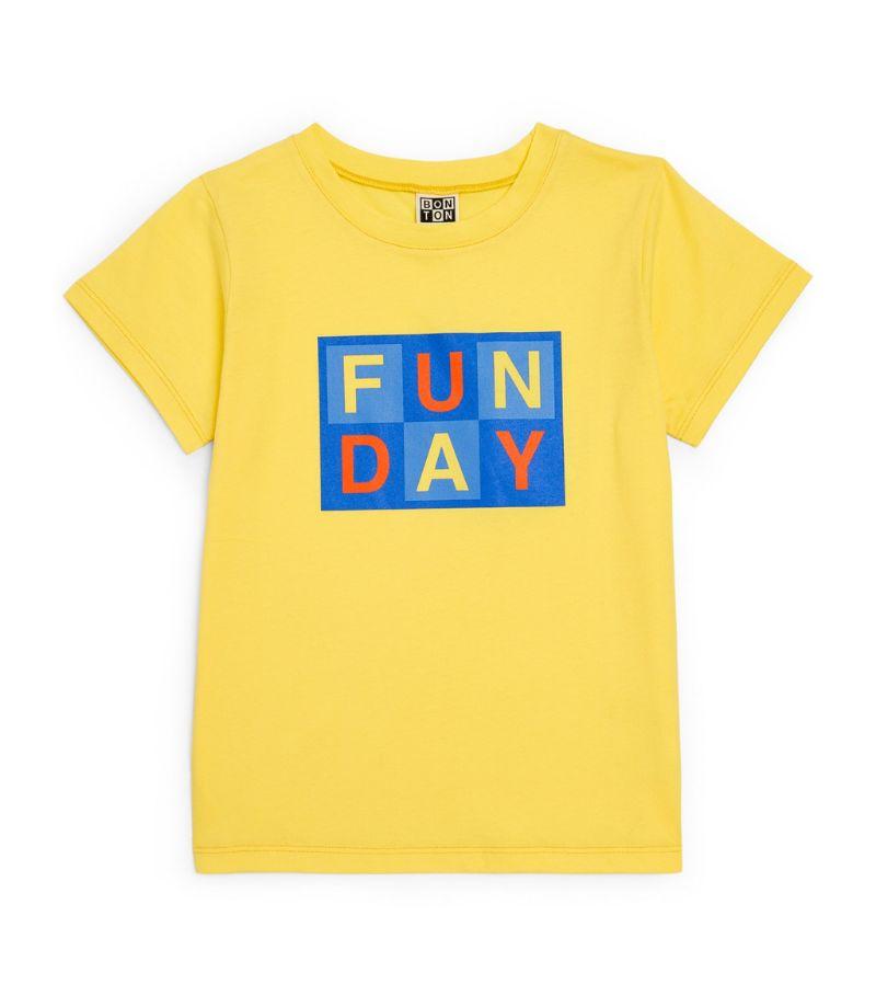 Bonton Funday T-Shirt (4-12 Years)