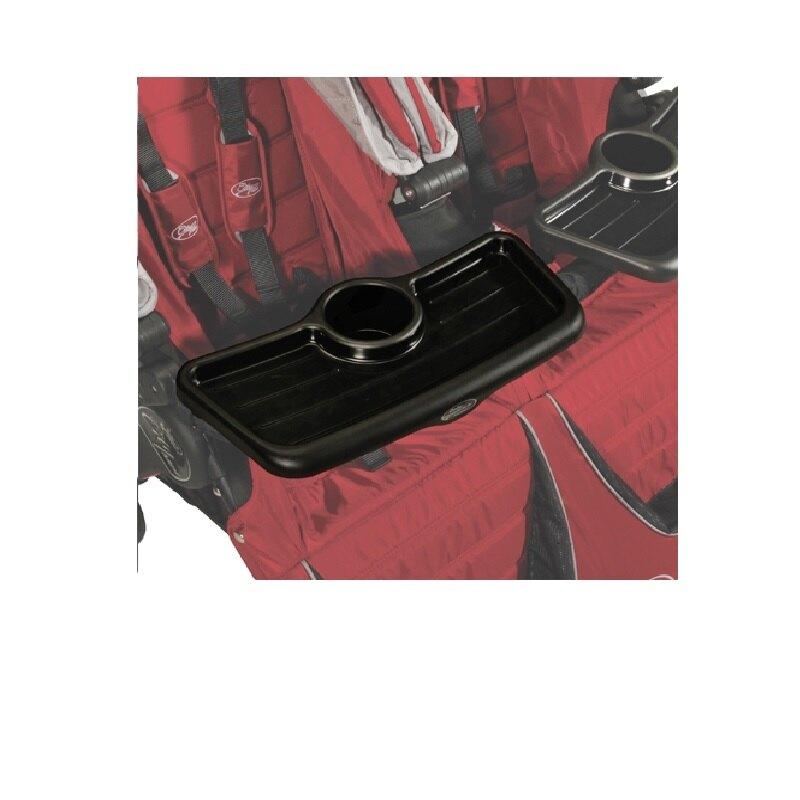 美國babyjogger 推車專用前餐盤(僅適用於City Mini Double)★愛兒麗婦幼用品★
