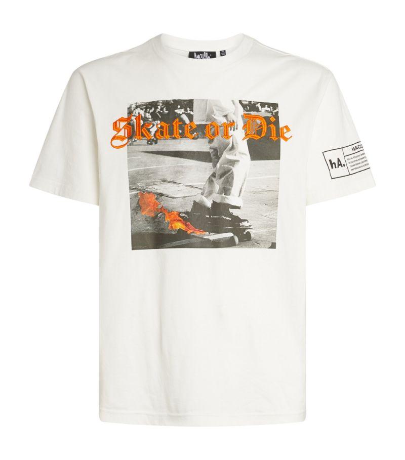 Haculla Skate Or Die T-Shirt
