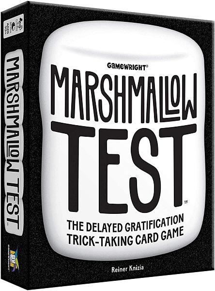 【Kanga 楷樂】Marshmallow Test 棉花糖測試 桌上遊戲