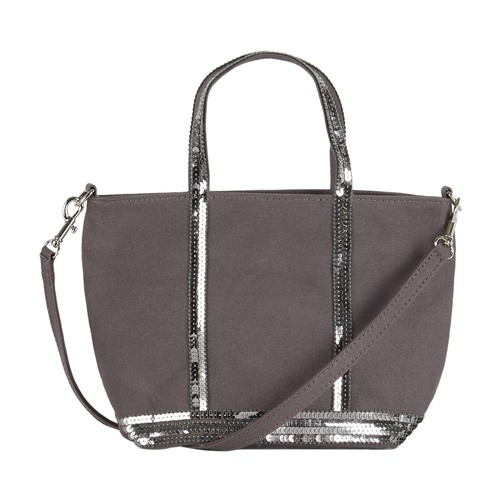 Canvas and Sequins XS Cabas Tote
