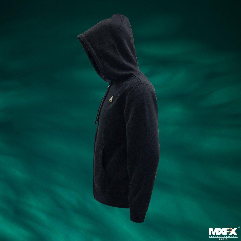 【MXPX】幻彩連帽外套-0000M