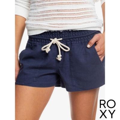 【ROXY】OCEANSIDE SHORT 短褲 海軍藍