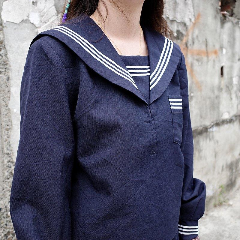 除了 True Love 可愛日本女高校生制服上衣