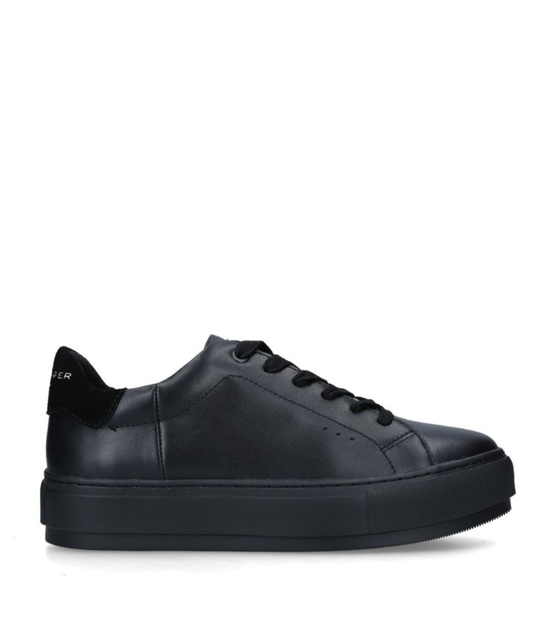 Kurt Geiger London Leather Laney Sneakers