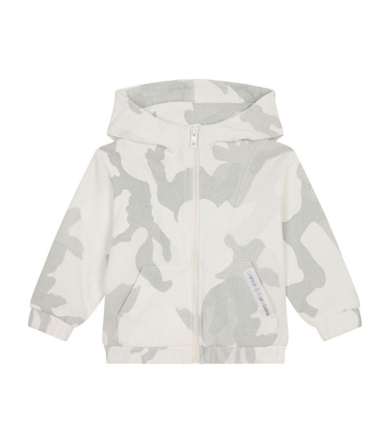 Dolce & Gabbana Kids Camouflage Hoodie (3-30 Months)