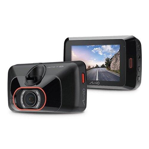 保固三年 MIO MiVue 856 送64G記憶卡+手機支架 星光夜視 WIFI 高速錄影 行車記錄器 區間測速照相提醒