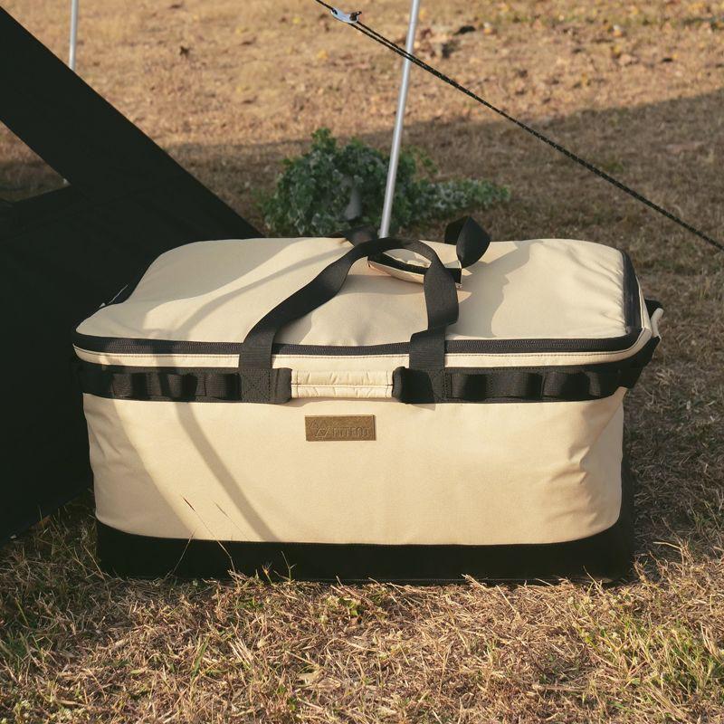 TiiTENT 裝備袋/露營裝備袋 卡其 TEB64-KH