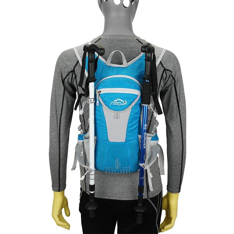 馬拉松越野跑步背包男女超輕水袋騎行雙肩包戶外登山行山徒步裝備