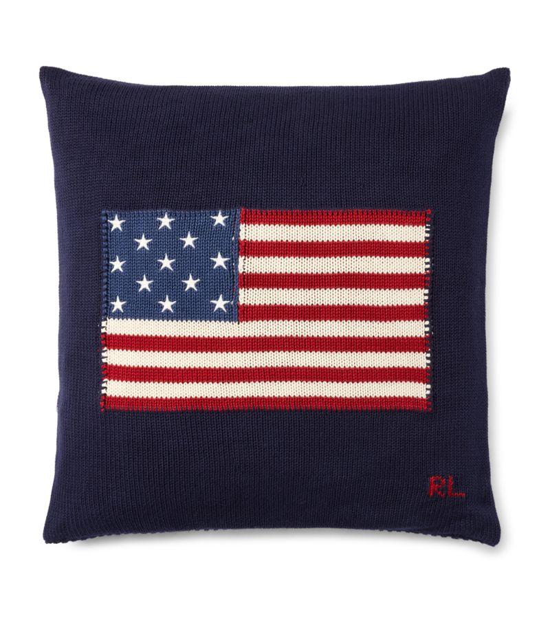 Ralph Lauren Home Flag Cushion Cover (50Cm X 50Cm)