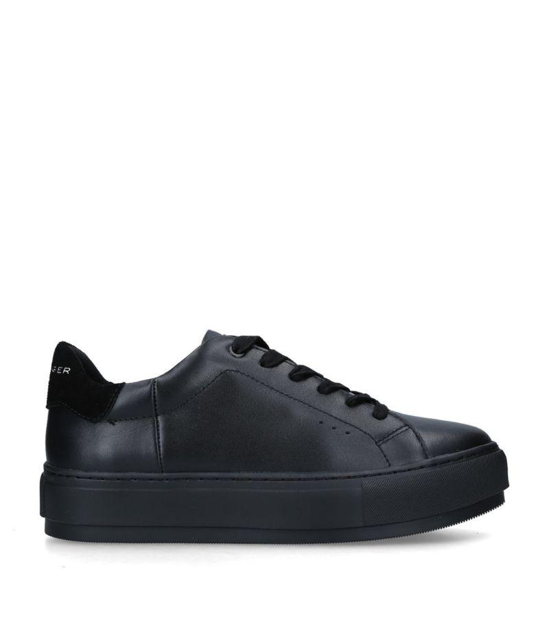 Kurt Geiger London Leather Laney Sneakers