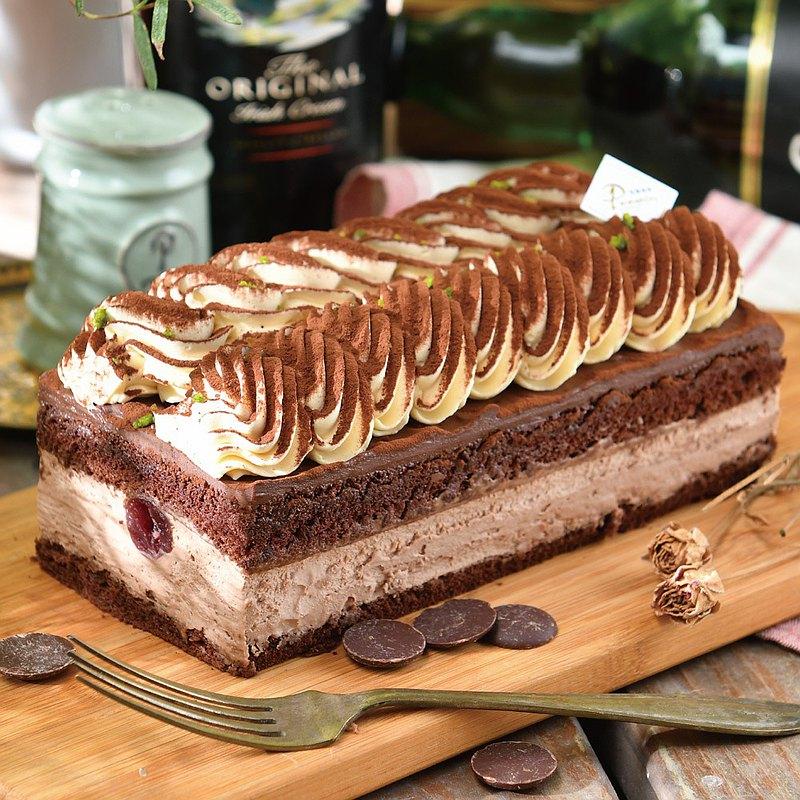 食感旅程 Palatability 黑爵士蛋糕 6吋