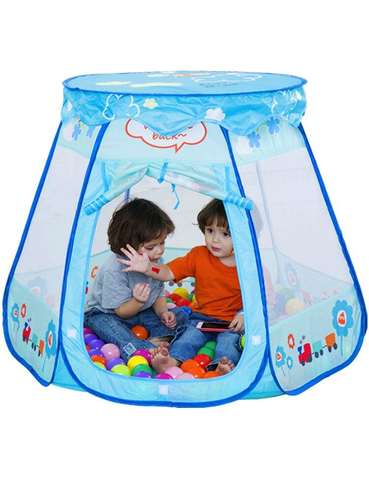 諾澳 海洋球池折疊波波池布制帳篷海洋球池室內外兒童帳篷 夏季新品