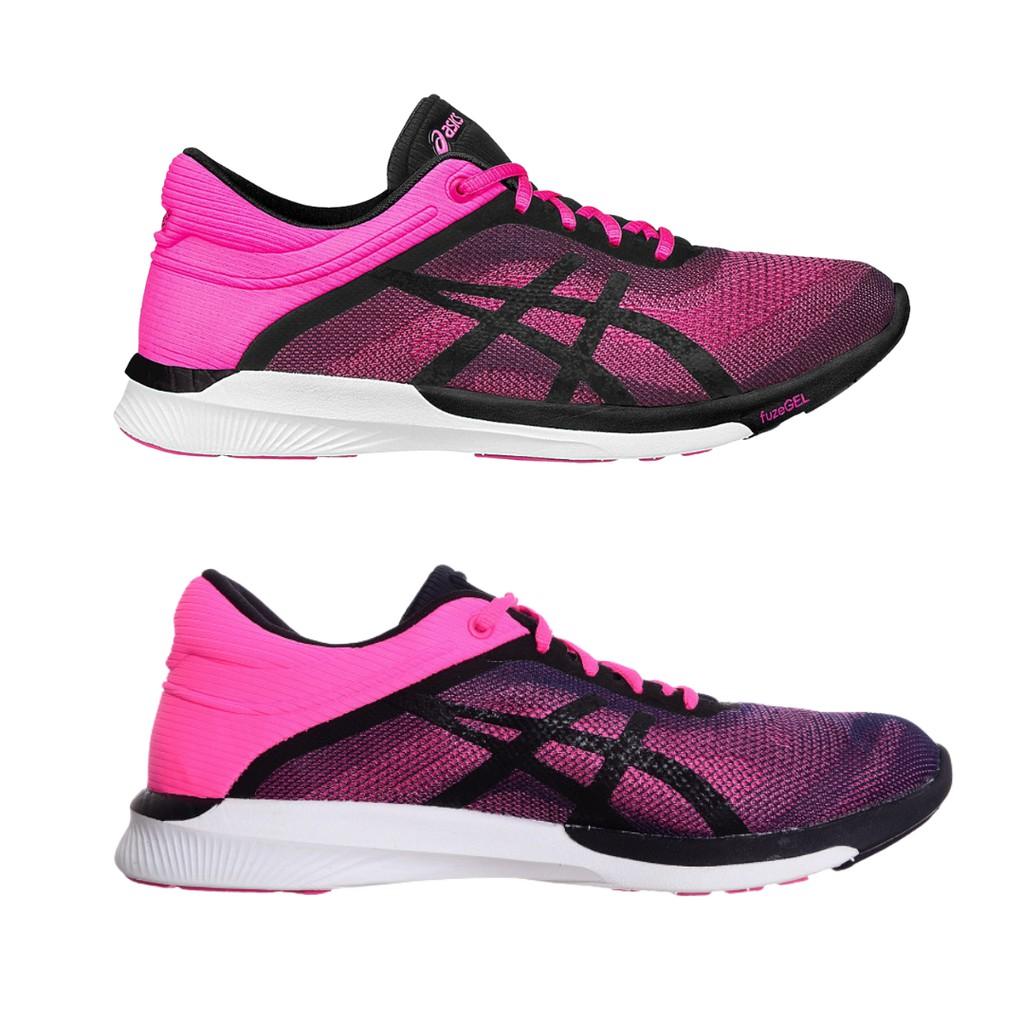 ASICS 慢跑鞋 fuzeX Rush 女款 / 粉 T768N-2090 /運動達人 特賣