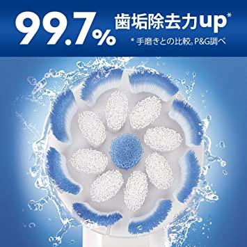 博朗【日本代購】 歐樂B PRO2000 普電動牙刷 - 白色D5015132WH【盒子限定版】