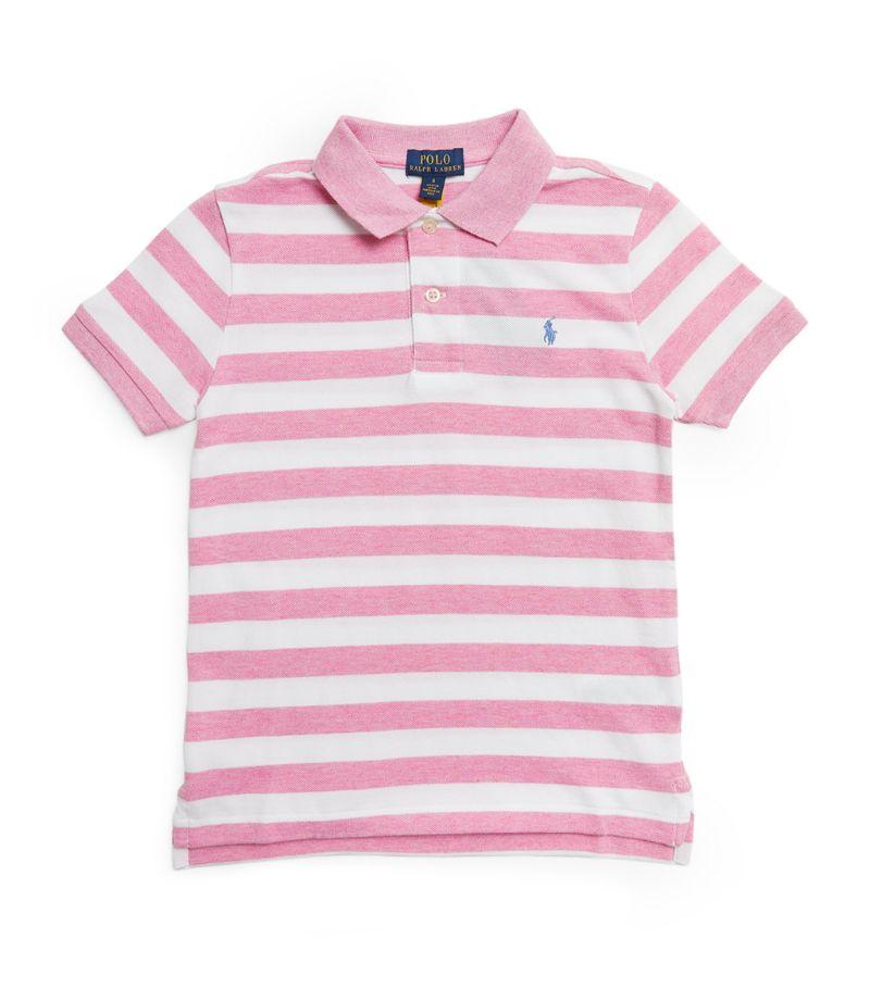 Ralph Lauren Kids Cotton Striped Polo Shirt (6-14 Years)