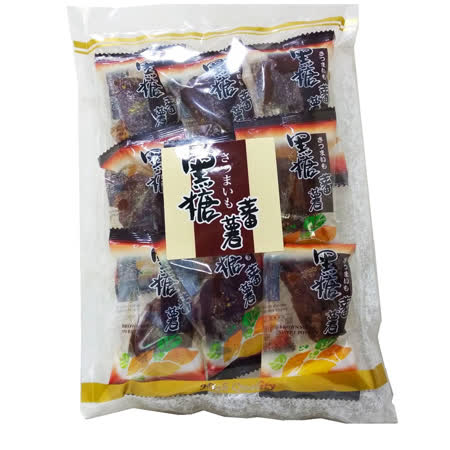 黑糖蜜蕃薯275g (12包/組)