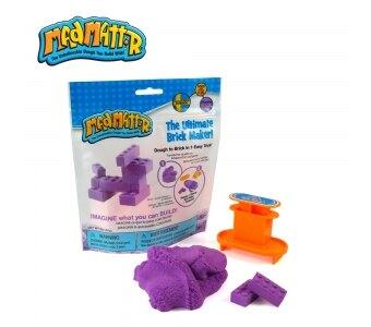 《Mad Mattr》動力沙 MM沙 小積木方塊包(紫) 東喬精品百貨