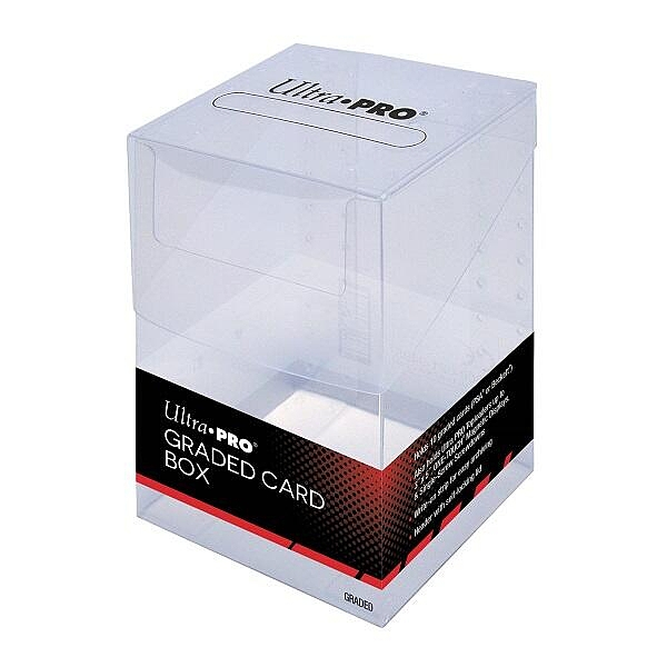 『高雄龐奇桌遊』 ultrapro 鑑定卡專用透明卡盒 正版桌上遊戲專賣店