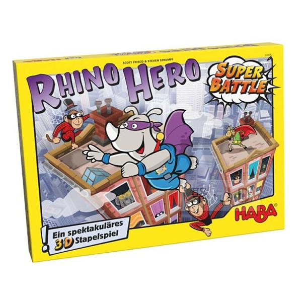 【SWAN 新天鵝堡】497392 超級犀牛終極對戰 RHINO HERO SUPER BATTLE