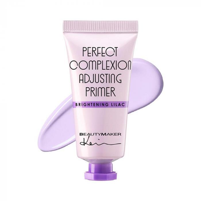 【BeautyMaker】美顏修修校色飾底乳15ml_明亮粉紫