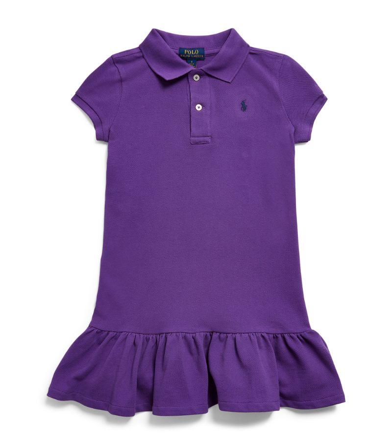 Ralph Lauren Kids Polo Pony Dress (6-14 Years)