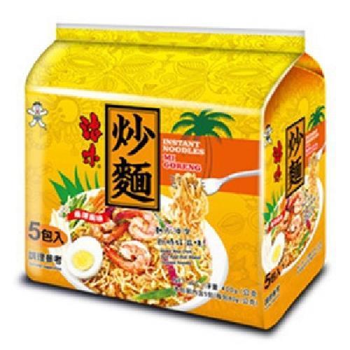 旺旺 浪味炒麵(南洋風味)(80g*5包) [大買家]