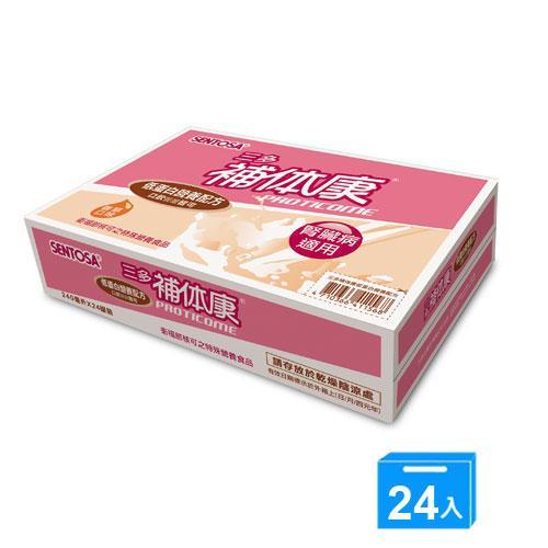 三多補體康低蛋白營養配方240ml X24罐【愛買】