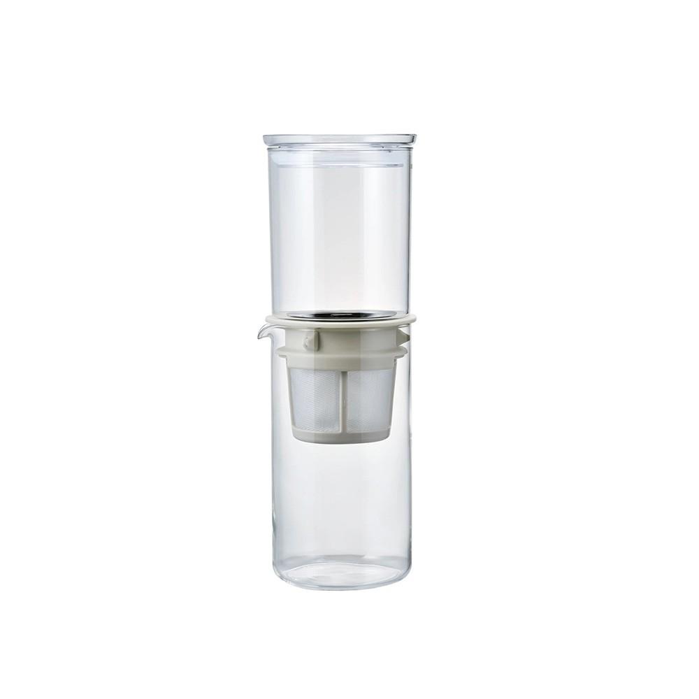【日本HARIO】 多羅普冰滴咖啡壺600ml《WUZ屋子》耐熱 玻璃壺 下午茶