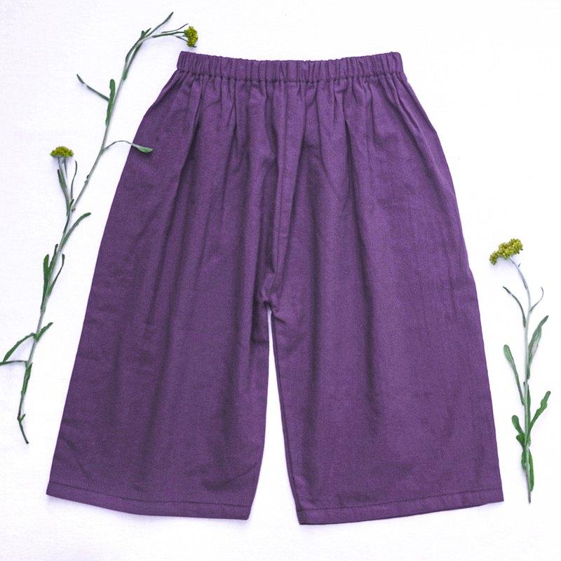 最普通的長褲