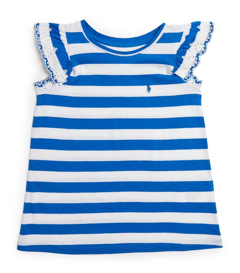 Ralph Lauren Kids Striped Top (6-14 Years)