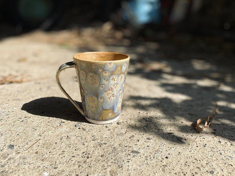 蓓蕾-手作陶瓷咖啡杯